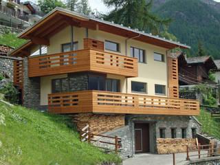 Eddy Cretaz Architetttura Modern houses