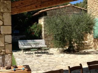 Garten Home Staging Gabriela Überla Mediterraner Balkon, Veranda & Terrasse