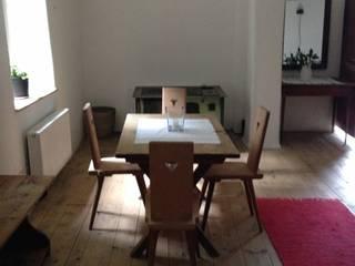 Essen Home Staging Gabriela Überla EsszimmerStühle und Bänke