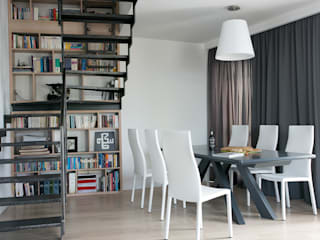 Jacek Tryc-wnętrza Modern dining room