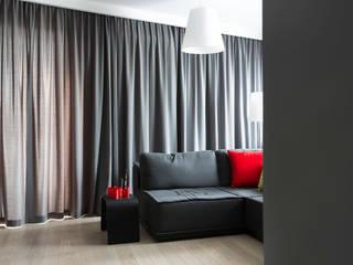 Jacek Tryc-wnętrza Modern living room