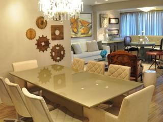 Juliana Farias Arquitetura Living room