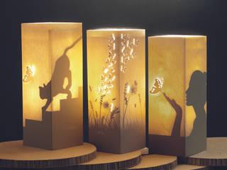 Collezione ombre:  in stile  di W-Lamp