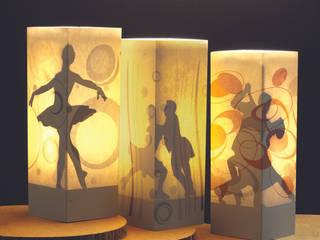 Le ombre - Shadows:  in stile  di W-Lamp