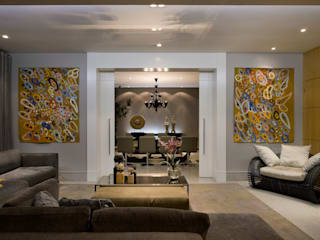 Gláucia Britto Living room