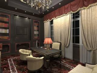 Villa Emirates Studio in stile classico di BenciDesign Classico