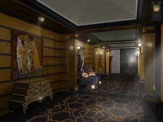 Contract & Hotel: Hotel in stile  di BenciDesign