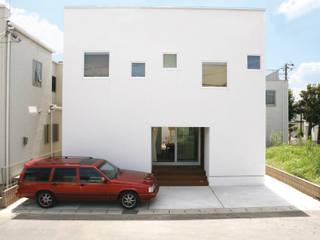 Casas  por スターディ・スタイル一級建築士事務所
