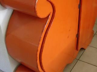 la commode Louis Carton par C'est un Carton ! Moderne