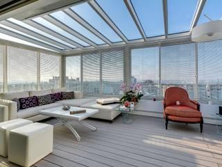 Modern Terrace by Meero Modern