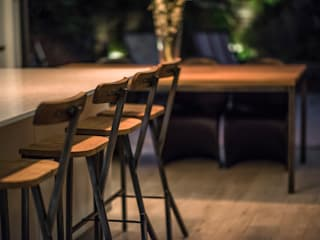 Kitchen Bar Stool:   by One Off Oak Limited