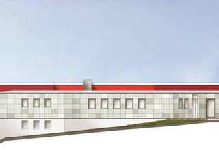 """""""Rotkäppchen""""  -  Mastweg – Kindergarten in Wuppertal, Energetische Sanierung einer Kindertagesstätte:   von insa4 ingenieure  sachverständige  architekten"""