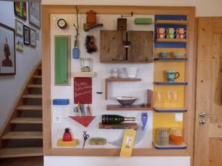 Küchenregal:   von Buntwerk GBR