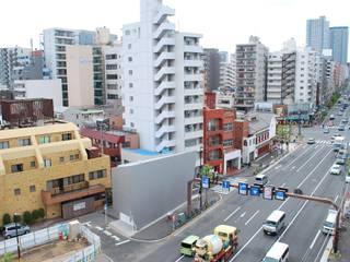 Minimalist house by 杉浦事務所 Minimalist