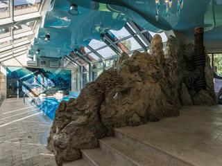 Pool von Интерьеры от Марии Абрамовой, Mediterran
