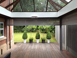 External Roller Blind Installation in Cheshire.:   by Caribbean Blinds