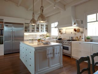 Cocina de estilo americano DEULONDER arquitectura domestica Cocinas de estilo moderno