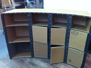 Bar en carton par Toutencarton & Co Industriel