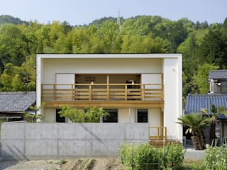 祐成大秀建築設計事務所 Modern Houses
