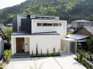 祐成大秀建築設計事務所 Modern Houses White