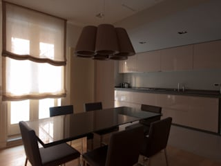 PRIVATE HOME IN PERUGIA - 2011|+152.00 : Cucina in stile  di Cacciamani Diego Architetto