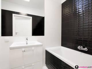 Salle de bain moderne par Urządzamy pod klucz Moderne