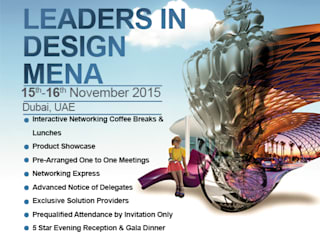Leaders in Design MENA by IBC Leaders