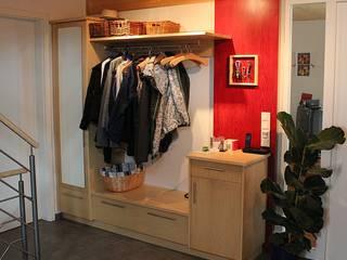 Buntwerk Corridor, hallway & stairsClothes hooks & stands Wood