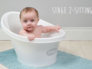 Shnuggle Baby Bath - Sitting:   by Shnuggle