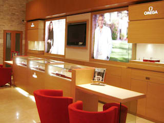 TocoMadera Commercial Spaces