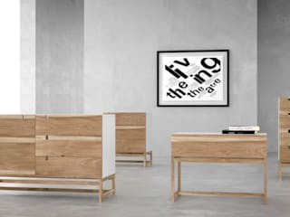 Forma muebles BedroomWardrobes & closets Solid Wood White