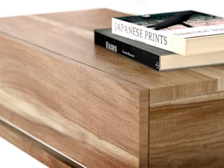 Forma muebles BedroomBedside tables Solid Wood White