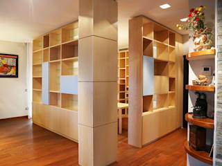Modern style study/office by MAT architettura e design Modern