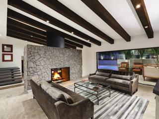 Juan Luis Fernández Arquitecto Modern living room