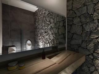 حمام تنفيذ Juan Luis Fernández Arquitecto,