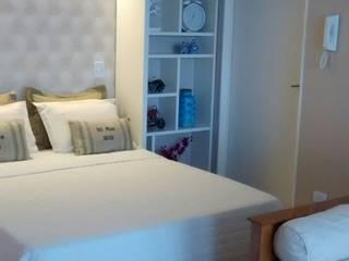 Modern style bedroom by MINBAI Modern