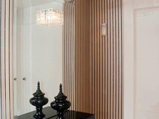 KARINA KOETZLER arquitetura e interiores의  복도 & 현관