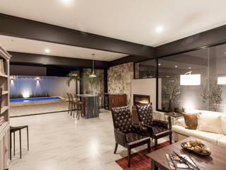 Living room by Cambio De Plano