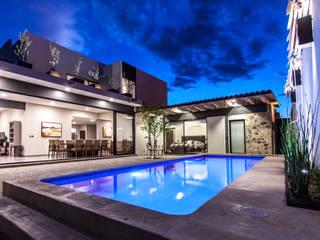 Cambio De Plano Modern pool