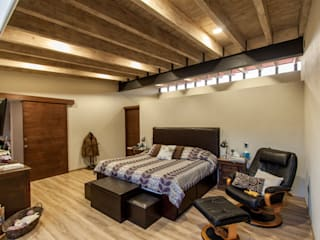 Modern style bedroom by Cambio De Plano Modern
