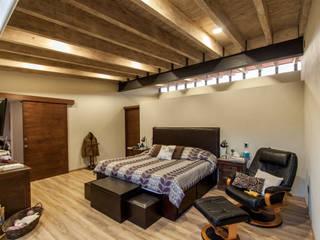 CASA PAULIN Dormitorios modernos de Cambio De Plano Moderno