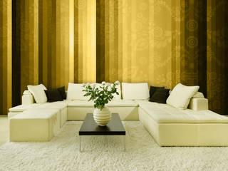 Eclectische muren & vloeren van homify Eclectisch