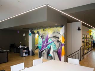 Architektur + Designer Büro Ausgefallene Arbeitszimmer von BOMBYE Kreation Ausgefallen