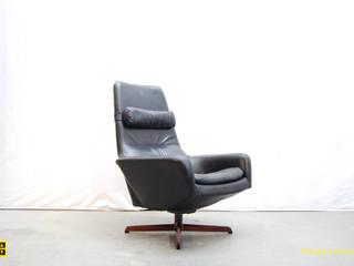 Vintage design fauteuils / armchairs van De gele etalage Scandinavisch