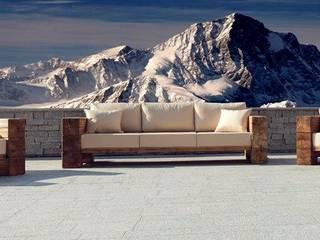 Meble wypoczynkowe Comfort: styl , w kategorii  zaprojektowany przez WADesign