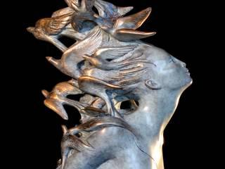 Samâdhi:  de style  par Sculptures Isabelle Jeandot