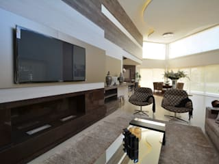 Livings de estilo moderno de Eliane Fanti Arquitetura Moderno