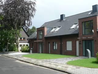 Casas de estilo  por Gritzmann Architekten, Minimalista