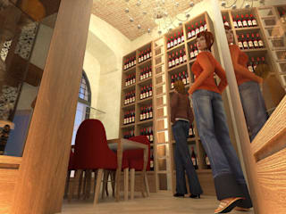 Wine shop Mazzini - Assisi Planet G Classic offices & stores