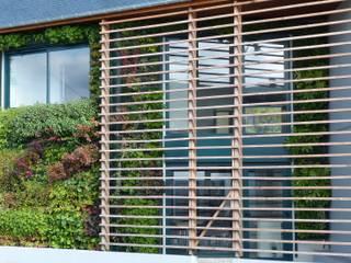 Casas de estilo  por Vertical Flore